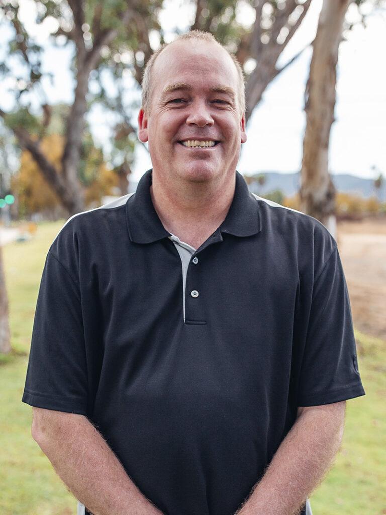 Elder Mike DeWit