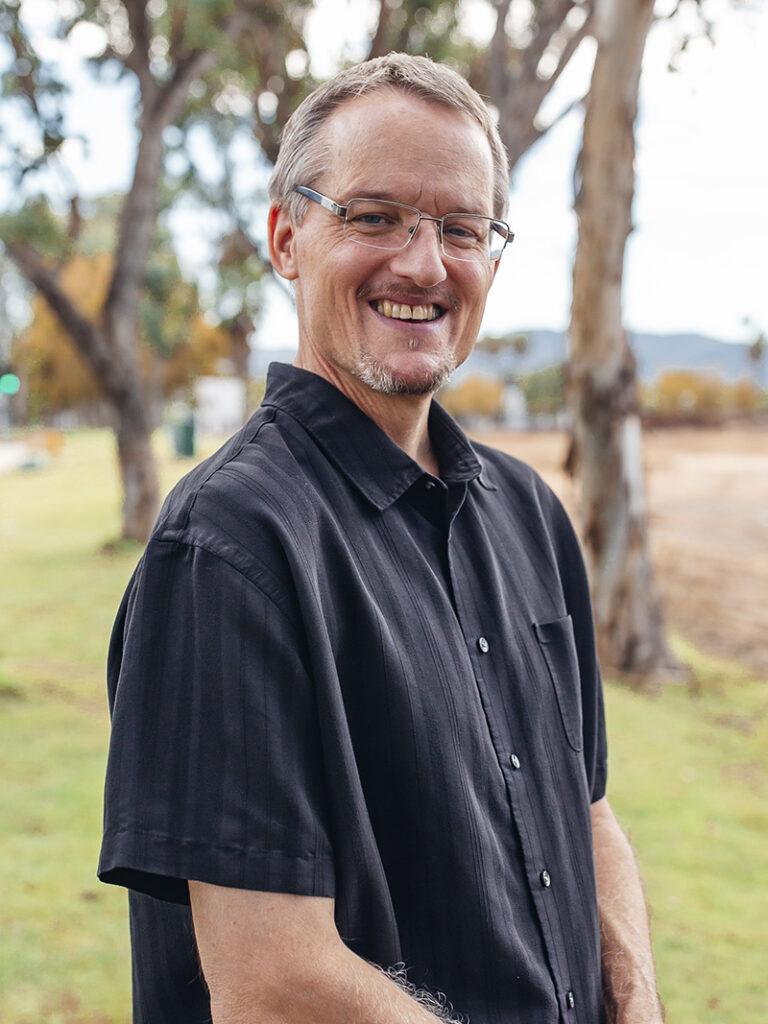 Elder Gary Gunnerson