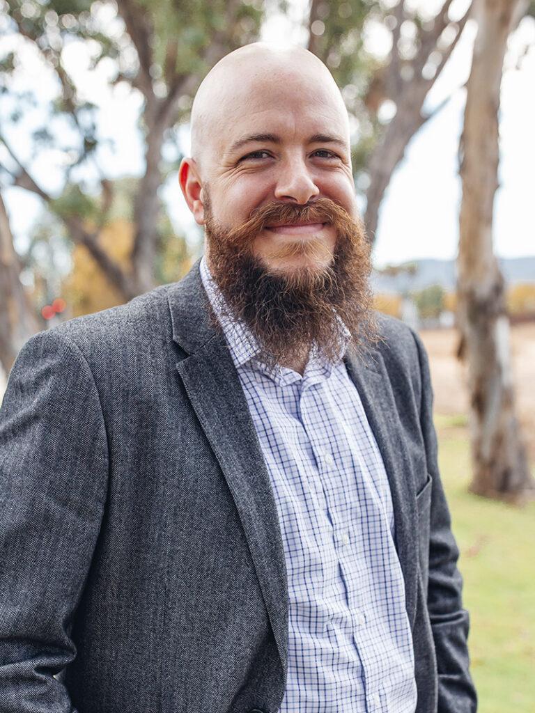 Pastor Dan Warne